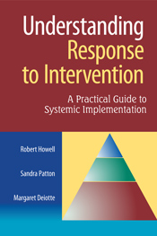 Book Cover: Understanding Response to Intervention: A Practical Guide for Systemic Implementation